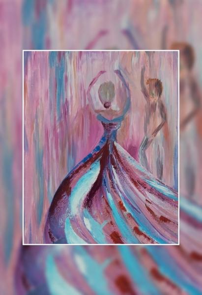"""""""Dancing Queen"""" - SOLD"""