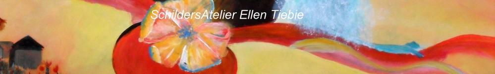 SchildersAtelier Ellen Tiebie